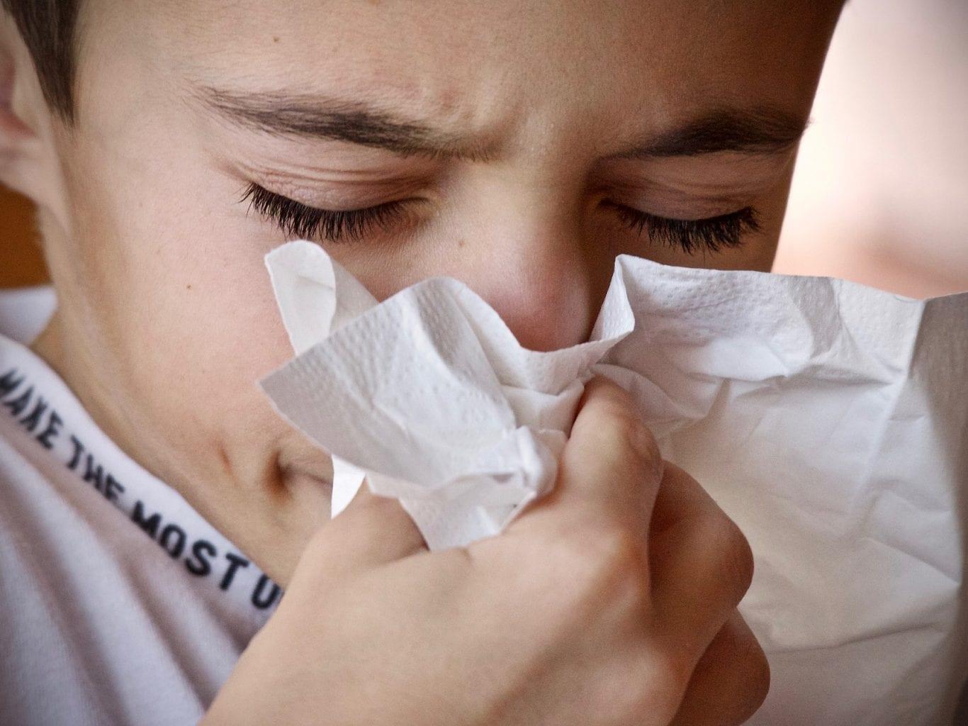 טיפול אלרגיה בילדים ברפואה סינית
