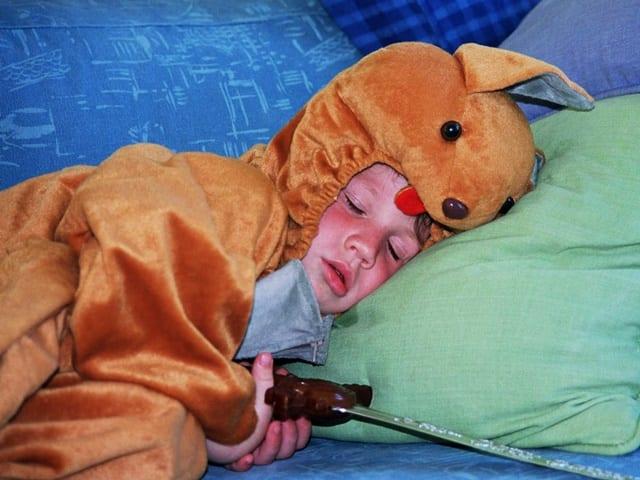 טיפול בהפרעות שינה בילדים בעזרת הרפואה הסינית