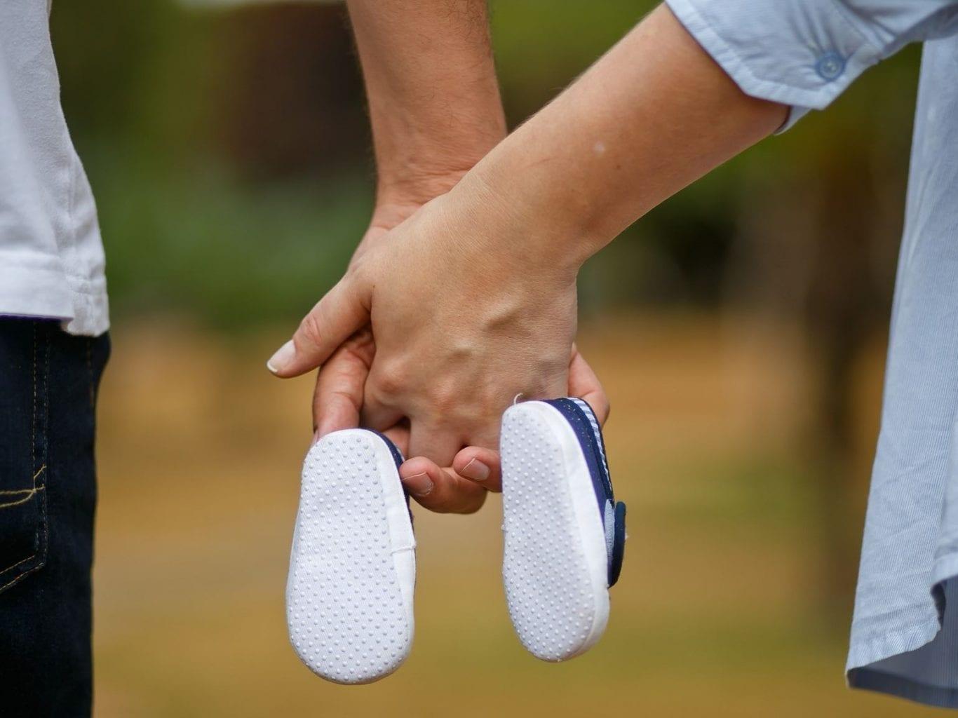 זוגיות לאחר לידה