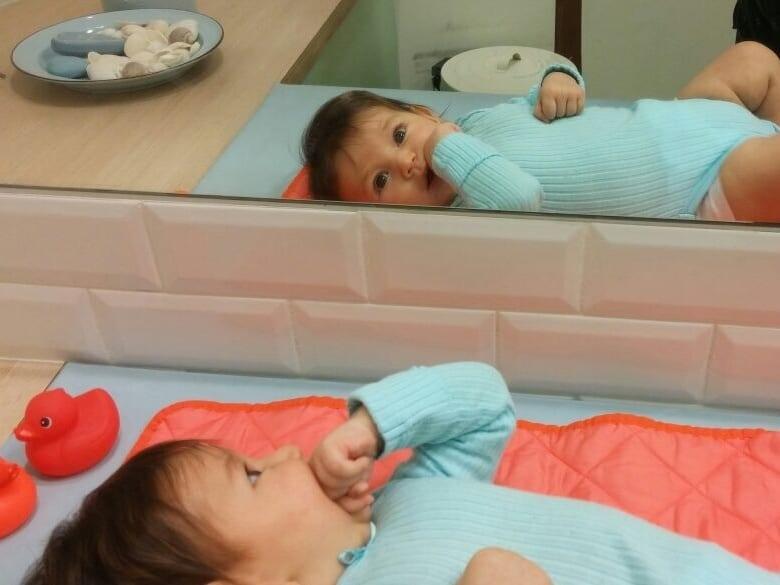 חופשת לידה - תינוק ומראה