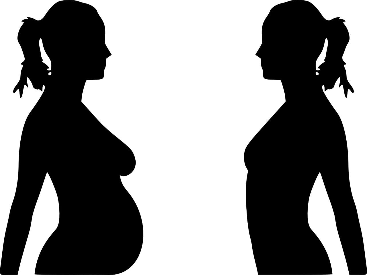 יציבה בהריון - סימפיזיוליזיס ואוסטאופתיה