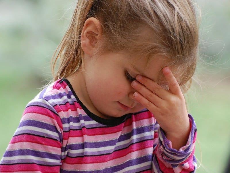 כאב נפשי בילדים