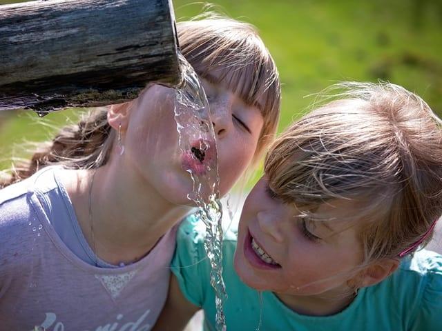 כמה מים צריך לשתות או האם הילד שלי שותה מספיק?