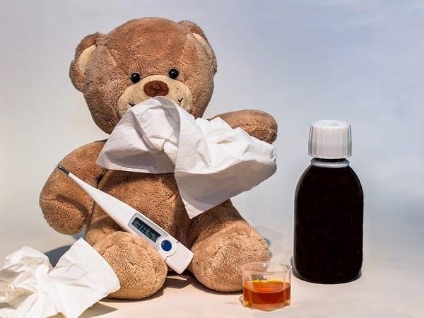 רפואה סינית מחלות חורף בילדים