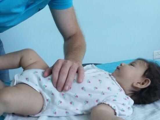 ריפלוקס תינוקות - טיפול אוסטאופתי