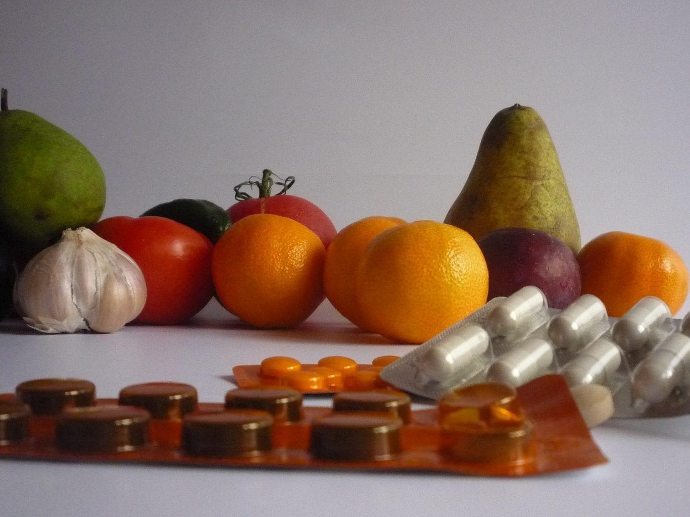 תוספי מזון לקורונה- פירות