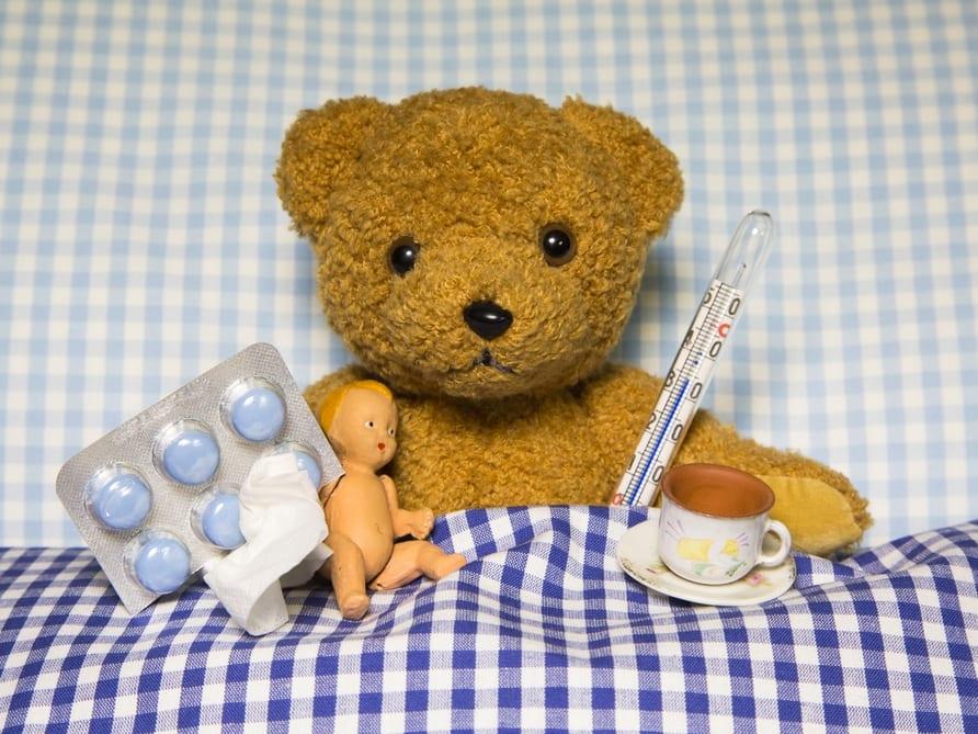 איך מטפלים בחום בילדיכם